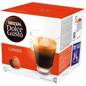 "КАПСУЛИ ""Dolce Gusto Lungo"" 16бр"