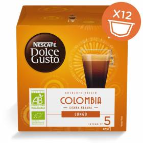 "БИО КАПСУЛИ ""Dolce Gusto"" Lungo Colombia 12бр"