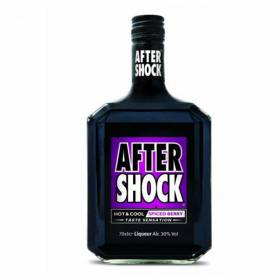 "ЛИКЬОР ""After Shock"" Spiced Berry 0.7л (черен)"
