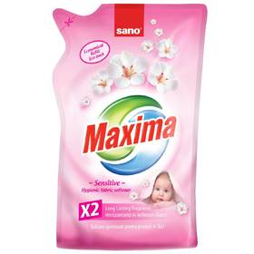 "Омекотител ""Sano"" Maxima Sensitive"" 1л /бебе/"